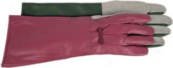 12 Pair - Thorngard+ Ladies Gardening Act Gloves - Mauve