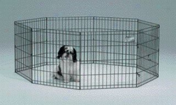 8 Array Exercise Pen For Dogs/small Animals