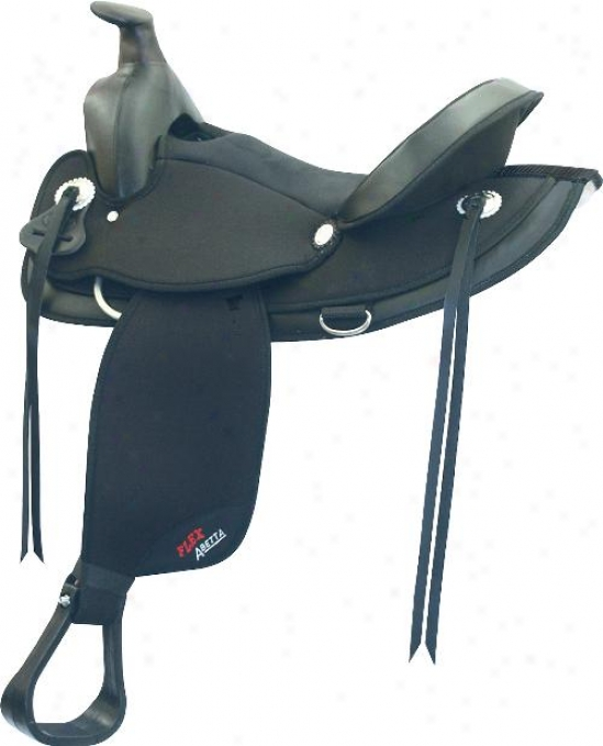 Abetta Arab Trail Saddle