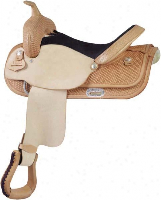 Abetta Basket Roughout Saddle