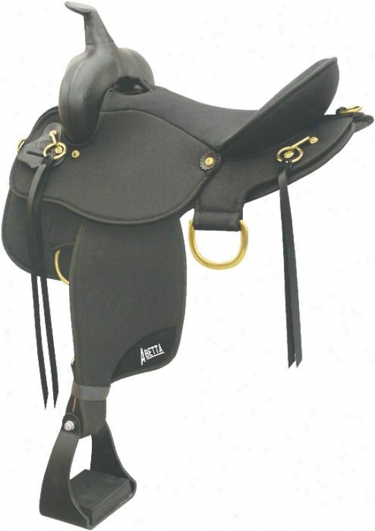 Abetts Deluxe Wide Flex Tree Trail Saddle