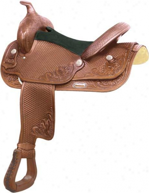 Abetta Floral/basket Hireling Saddle