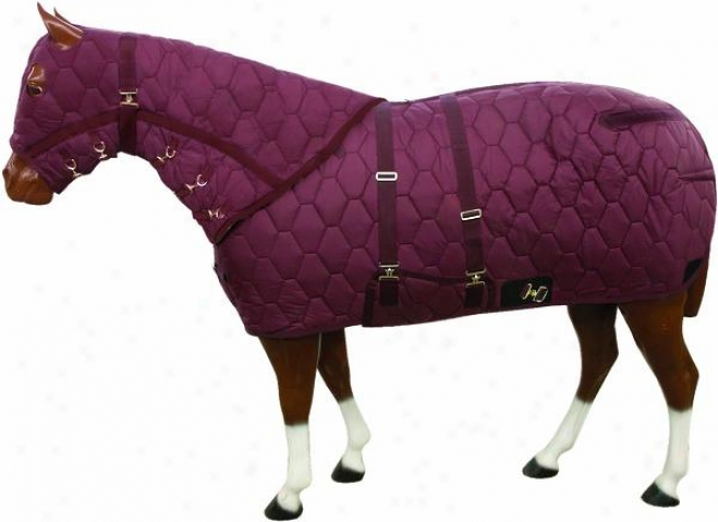 Abetta Quilted Closed Front Stable Blanket