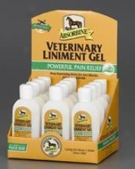 Absorbine Veterinary Liniment Gel Travel Size - 3 Oz