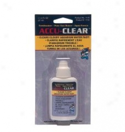 Accu-clear Aquarium Treatment