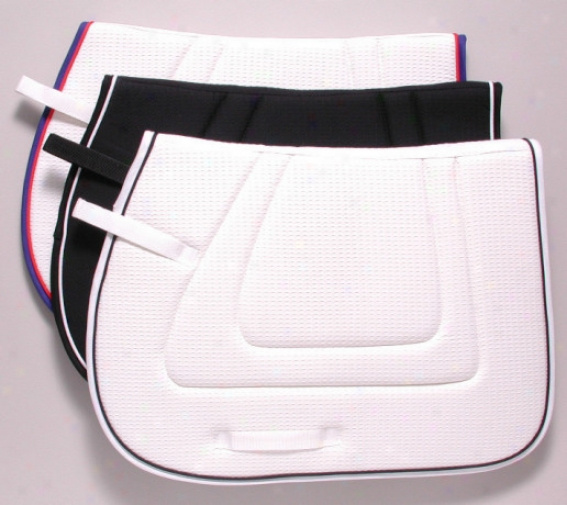 Air Cool Waffle Weave All-purpose Saddle Pad