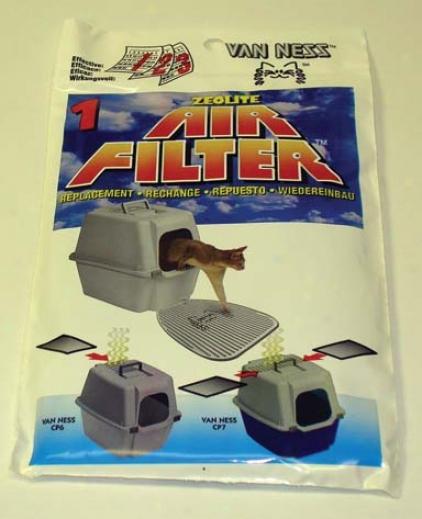 Air Filter Because of Cat Lifter Pans - 1/2x4 7/8x3/16