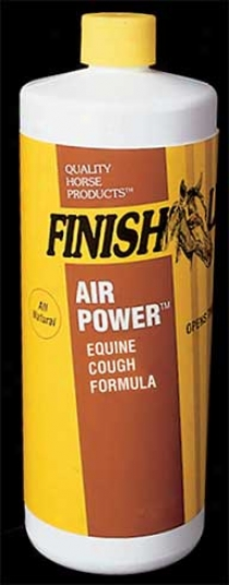 Air Power Equine Cough Treatment For Horses - 34 Oz