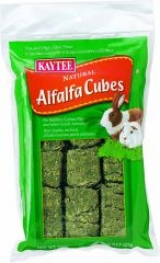 Alfalfa Cubes For Rbbits/guinea Pigs - 15 Ounce
