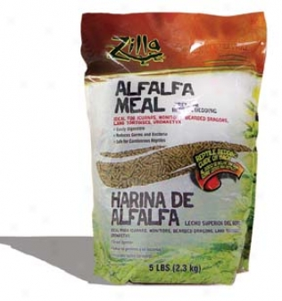 Alfalfa Meal Bedding - 5 Pounds