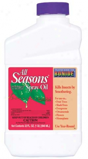 Altogether Season Hort Oil Concentrate Insect Control - Two pints