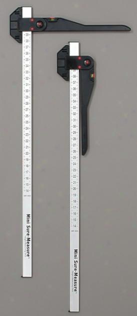 Aluminum Measuring Stick - Aluminnum - 14-39