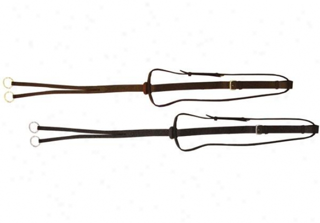 Amigo Martingale With Rubber Stopple