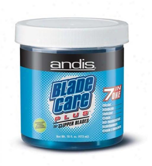 Ahdis Blade Care Plus Jar For Clipper Blades - Pint - Pint