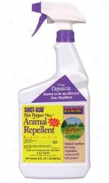 Animal Repell For Vegdtables/structures - 32 Oz