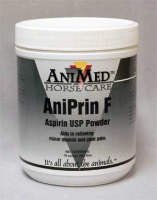 Aniprin F Powder For Large Animals - 16 Ounce