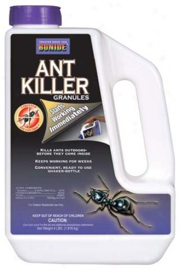 Ant Killer Granules - 4 Pound