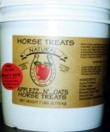 Applezz N-oat Treat - Apple - 7 Pound