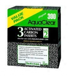Aquaclear 70 Activated Carbon Innsert Value Pack