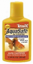 Aquasafe Goldfish Pond Supply with ~  Conditioner