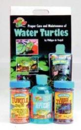 Aquatic Adult Turtle Starter Kig