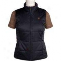 Ariat Ladies Reversible Print Vest