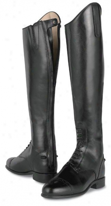 Ariat Woman's Crowne Pro Field Boot Zip