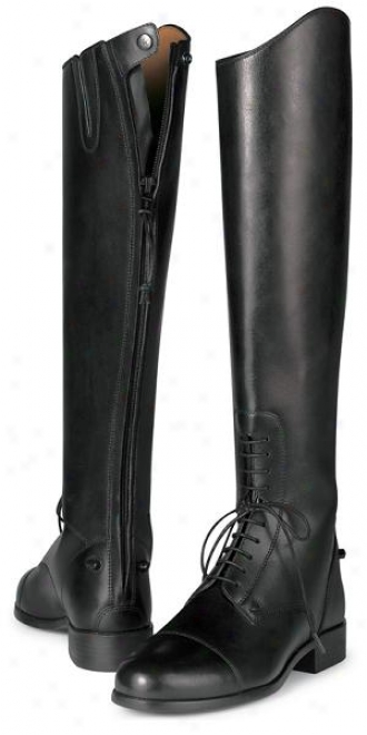 Ariat Woman's Heritage Ii Field Boot Zip