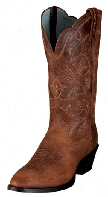 Ariat Woman's Heritage Westerly R-toe