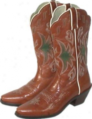 Ariat Woman's Manzanita Western Boots - Caramel - 6.5b