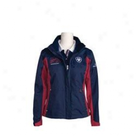 Ariat Womans Weg Vechta Waterproof Jacket