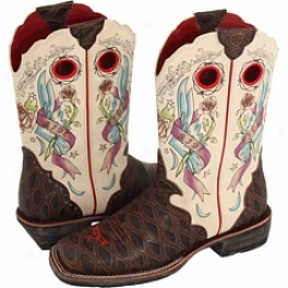 Ariat Women's Rodeobaby Rocker Boot