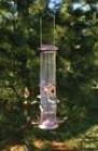 Audubon 2-port Tube Feeder Thistle/finch Mix - Quart