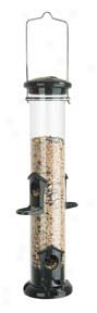 Audubon Mixed Seed Tube Feeder Durable Metal