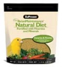 Avian Main Natural Diet Canary/finch