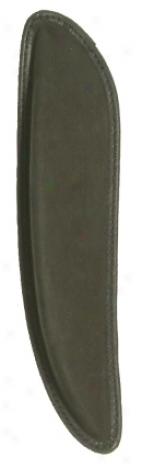 Bates Dressage Flexibloc - Black - Regular