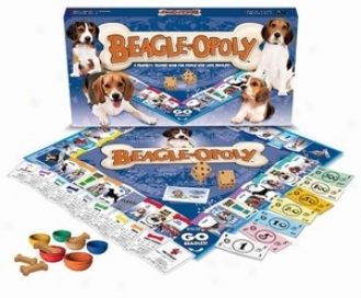 Beagle-opoly: A Boar dGame Of Tail-wagging Fun!