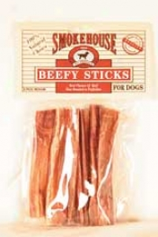 Beef Sticks Treats For Dogs