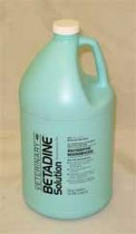 Betadine Solution Anticeptic - 1 Gzllon