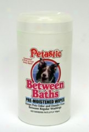 Between Baths Pre-moistened Towels For Cats/dogs