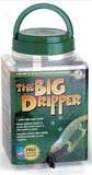 Big Dipper Natural Rainfall Drip System For Reptiles - Green - Gallon