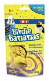 Birdie Bananaa Bird Treats - Small
