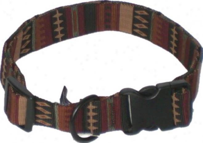 Bison 1 Adjustable Nylon Collar