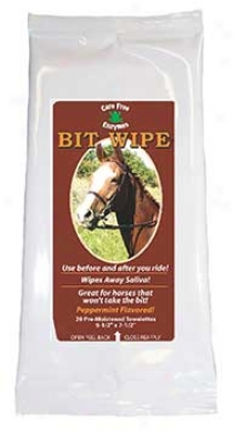 Bit Wipes According to Horse Bits
