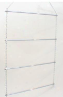 Blanket Rack - Silver - 244