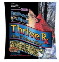 B.l.b. Thrive Rx Bird Food - 16 Pound
