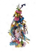Bodacious Bites Voracious Bird Toy - Assorted