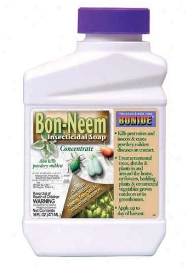 Bon-neem Concentrate Pest Control For House Plants - Pint