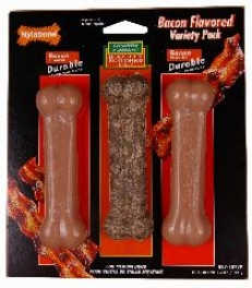 Bones Variety Pack For Dogs - Bacon