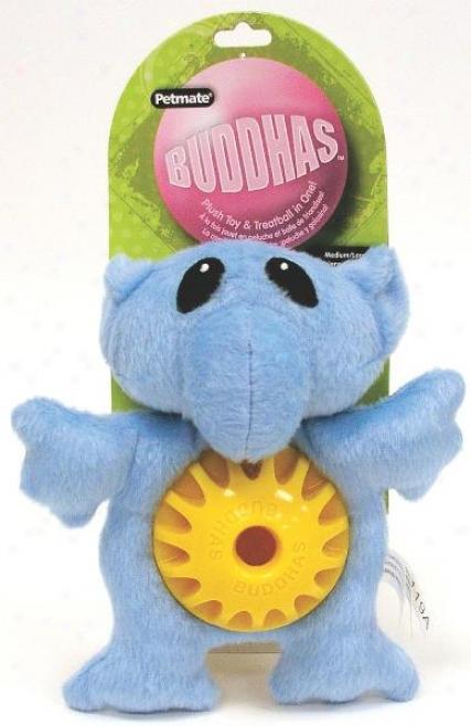 Booda Buddhas Dog Toy
